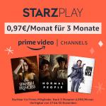 Amazon Channel Starzplay – 0,97 € statt 4,86 € / Monat für 3 Monate!