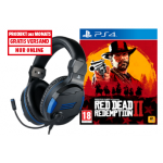 RDR 2 (PS4) + BigBen Stereo-Headset V3 um 35 € statt 61,38 €