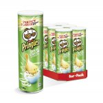 Pringles Sour Cream & Onion – 6er Pack (6 x 200 g) um 8,34 € statt 16,74 €