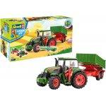 Revell 00817 Junior Kit Traktor & Anhänger mit Figur um 15 € statt 29 €