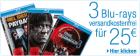 3 FSK18 Blu-Ray für 20€ u.a. Scarface @Amazon