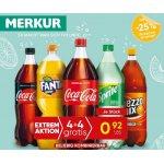 Coca Cola / Fanta / Sprite / Mezzo Mix 1,5 L um 0,92 € bei Merkur
