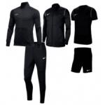 Nike Trainingsset 5-teilig inkl. Versandum 62,95 € statt 80,21 €