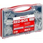 Fischer RED-Box (Universaldübel UX, Spreizdübel SX, 290 Teile) um 12,53€