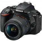 Nikon D5600 Spiegelreflexkamera + 18-55 VR Objektiv um 448 €