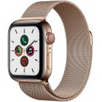 Apple Watch Series 5 (GPS + Cellular, 40 mm) um 672,62 statt 773,01 €