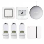 Bosch Smart Home Starter Set Heizung + Google Nest Mini + Bosch Twinguard + Bosch Twist um 209,95 € statt 512,87 €