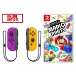 Nintendo Joy-Con 2er-Set + Super Mario Party um 95 € statt 122,98 €