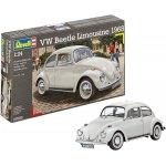 """Revell Modellbausatz """"VW Käfer 1968"""" (1:24) um 14,57 € statt 28,60 €"""
