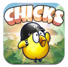 App des Tages: Chicks für iPhone, iPod touch und iPad kostenlos @iTunes