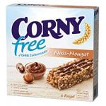 Corny free Nuss-Nougat Müsliriegel (60 Stück) um 10,27 € statt 17,90 €