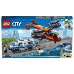 LEGO City Polizei – Polizei Diamantenraub (60209) um 28,99€ statt 50€