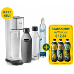 mySodapop Wassersprudler + 6 Sirupe um 69,99 € statt 105,73 €