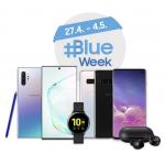 Samsung Blue Week – exklusive Angebote im Online Shop bis 4.5.