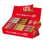 Nestlé KITKAT und LION Party Box (68 Riegel) um 21,99 € statt 29,47 €