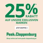 Peek&Cloppenburg – 30% Rabatt auf Exklusive Marken (gratis Versand)