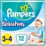 96x Pampers Splasher Schwimmhose (Größe 3-4) um 9,06€ statt 56€