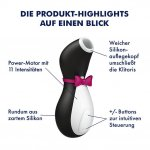 "Satisfyer ""Pro Penguin"" GRATIS (MBW 19,95 €) bei Eis.at"