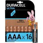16xDuracell Ultra AAA Micro Batterien LR03 um 6,22€ statt 10,20 €