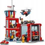 LEGO City 60215 Feuerwehr-Station um 40,33 € statt 49,99 €