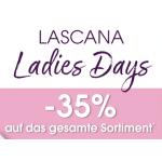 Lascana Ladies Days – 35% Rabatt auf das gesamte Sortiment!