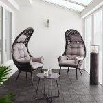"""Garten-Relaxsessel """"Timi"""" (mit Sitzkissen) inkl. Versand um 80 €"""