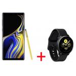 Samsung Galaxy Note9 Duos 128GB + Galaxy Watch Active um 699 €