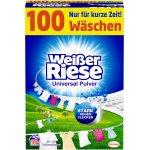 Weißer Riese Pulver Vollwaschmittel 100 WL um 10,99€ (= 11 Cent / WL)