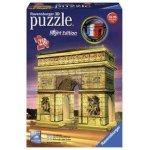 """Ravensburger Puzzle """"Triumphbogen Night Edition"""" um 13,59 € (Bestpreis)"""