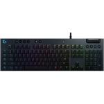Logitech G815 Lightsync RGB Mechanische Gaming-Tastatur um126,42 €