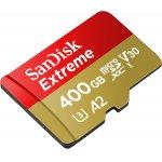 SanDisk Extreme microSDXC 400GB um 54,99 € statt 79,99 €