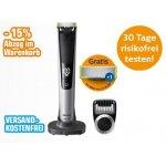 Philips QP6520/60 OneBlade Pro Bartschneider + Ersatzklinge um 50,15 €