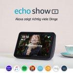Echo Show 8 um 65,53 € statt 97,91 € (für Prime-Mitglieder)
