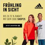 """adidas """"Nach Vorne Schauen"""" Aktion – 30% Rabatt auf ausgewählte Vollpreis-Produkte & ALLE Sale-Produkte"""