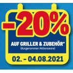 Metro – 30% Rabatt auf Griller & Zubehör am 17. & 18.7.2020