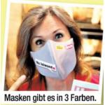 """Felber Bäckerei – GRATIS Stoffmaske mit """"Heute""""-Zeitung"""