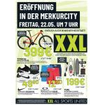 XXL Sports & Outdoor – Wr. Neustadt (Merkurcity) Eröffnungsangebote