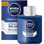 4x NIVEA MEN Protect & Care After Shave Balsam 100 ml um 12,05 €