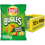 "12x Lay's Bugles ""Nacho Cheese"" 100g um 9,63 € statt 11,88 €"