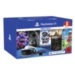 PlayStation VR Headset Rev. 2 Bundle (mit 5 Spielen) um 229,99 €
