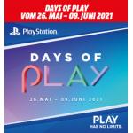 Playstation 4 Games ab 9,99 € in Aktion bei Media Markt / Saturn