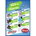 """Hervis """"Prozente rauf, Preis runter"""" Woche (24. bis 31.05.)"""
