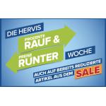 """Hervis """"Prozente rauf, Preis runter"""" Woche (14. bis 24.12.)"""