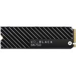 WD Black SN750 NVMe SSD 1TB mit Heatsink um 178,48 €