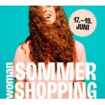 WOMAN SOMMER SHOPPING (WOMANDAY-Ersatz) vom 25. bis 27. Juni