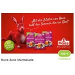 2x Haas Ruck-Zuck Marmelade GRATIS (Marktguru App)