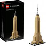 Lego Architecture – Empire State Building (21046) um 63,52€ statt 73,56€