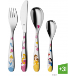 WMF Disney Princess Kinderbesteck-Set, 4-tlg. um 19,99 € statt 29,19 €