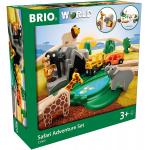 BRIO Großes Safari Set (33960) um 28,24 € statt 43,93 €
