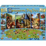 "Asmodee ""Carcassonne Big Box"" Strategiespiel um 39,99 € statt 49,99 €"